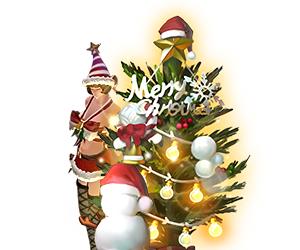 크리스마스트리 이벤트